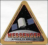 Emblema de la misión Messenger