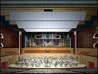 Royal Festival Hall plans