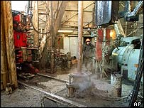 Yukos oil installation, Nefteyugansk