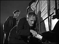 Scene from Whisky Galore