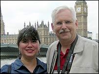 Sandra and Steve Carlson