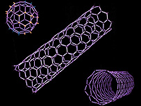 Carbon nanotubes (Image courtesy of Institute of Nanotechnology)