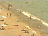 Beach, Marbella