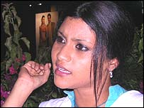 Konkona Sen, female lead in the film Page 3