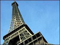 The Eiffel Tower, BBC