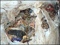 Festering pile of rubbish