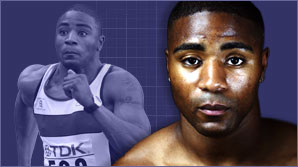 Mark Lewis-Francis on all the mind games of a sprinter