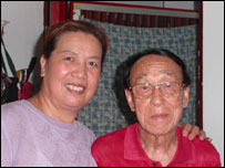 Mr Wang and Liu Su-jen