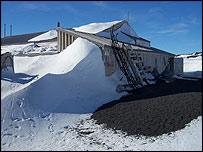 Cape Evans Hut, Antarctic Heritage Trust