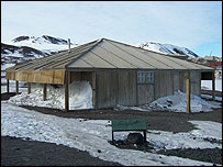 Discovery Hut, Antarctic Heritage Trust