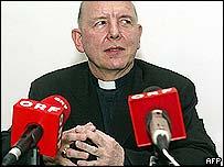 Bishop Klaus Kueng