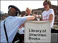 The Library of Unwritten Books