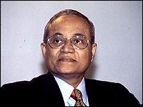 El presidente de las Maldivas, Maumoon Abdul Gayoom