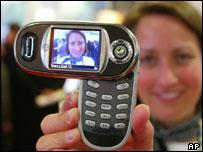 Motorola's V90 phone