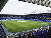 Everton's Goodison Park home