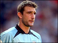 West Brom keeper Russell Hoult