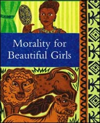 The cover of Morality for Beautiful Girls, by Alexander McCall Smith