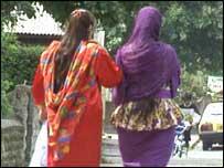 Members of ethnic minorities