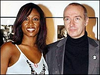 Beverley Knight with Midge Ure
