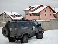 Italian forces in Bosnia
