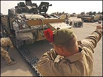 Black Watch will move from Basra to south of Baghdad