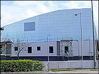 Riverfront theatre and arts centre
