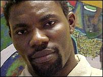 Sierra Leonean musician Daddy Saj