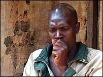 TB sufferer in Malawi   Earth Report