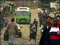 Nairobi street scene   Earth Report