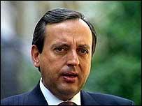 Rafael �ngel Calder�n, ex presidente de Costa Rica (foto de archivo)