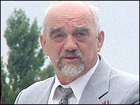 Trans-Dniester President Igor Smirnov