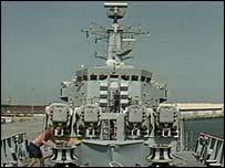 Type 22 frigate