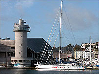 Alye Perusa: Courtesy of National Maritime Museum Cornwall