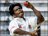 Mohammad Rafique was happy his team got 10 wickets