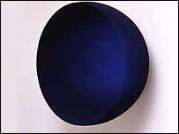 Anish Kapoor's Blue Void