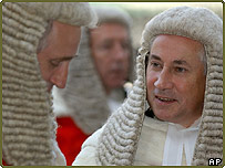 Mr Justice Owen and members of the Judiciary