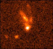 GRB 990123, Hubble Space Telescope