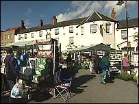 Selby market