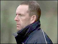 NI Under-17 manager Kenny Shiels