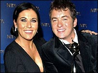 EastEnders' Jessie Wallace and Shane Richie