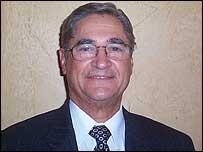 Jos� Fern�ndez de Coss�o, embajador de Cuba ante el Reino Unido