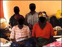 Rape victims in DR Congo (Copyright: Amnesty International)