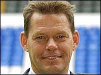 Tottenham's sporting director Frank Arnesen