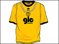 Design of the GLC shirt
