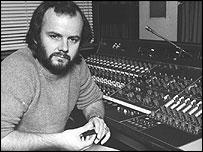 John Peel in 1976