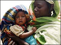 Mother and child [Photo A Bookstein, courtesy of CAFOD]