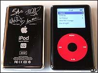 Special Edition U2 iPod