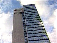 Manchester's CIS Tower