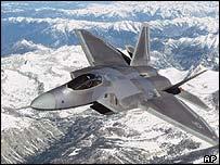The FA-22 Raptor