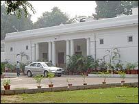 Lutyens bungalow in Delhi